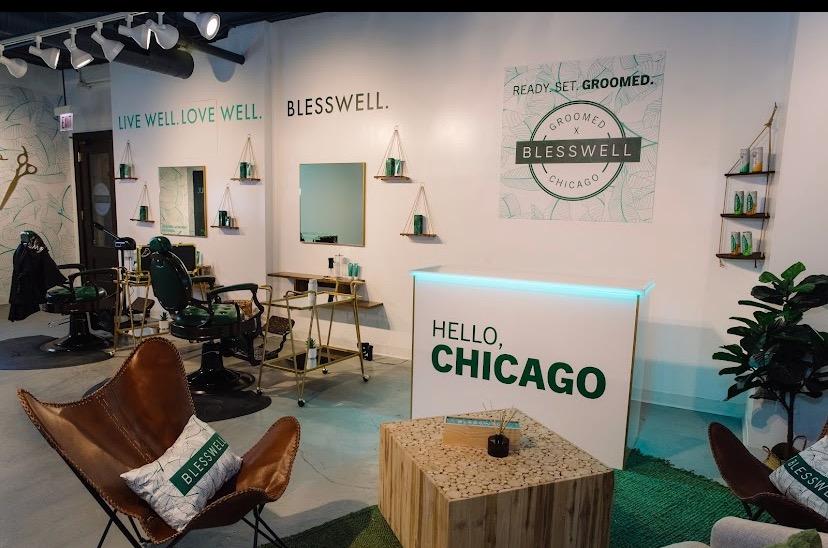 Groomed x BLESSWELL CHICAGO (SEPT – OCT 2021) – Google Photos