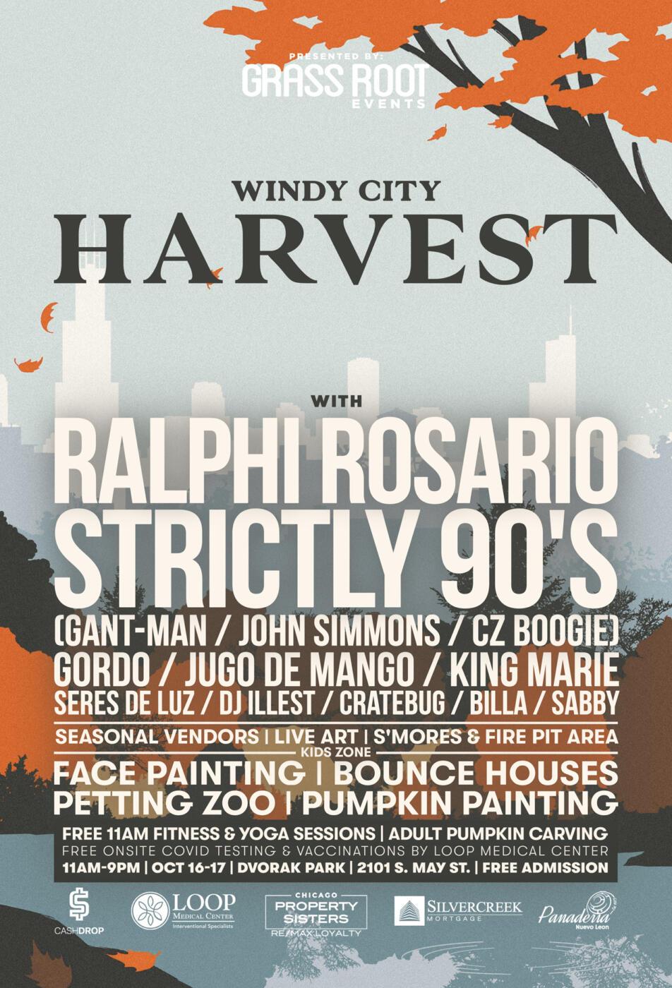 Windy City Harvest – Flyer 4X6 B – Print